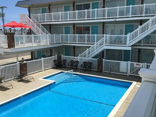 Beach Block North Wildwood, NJ Condo
