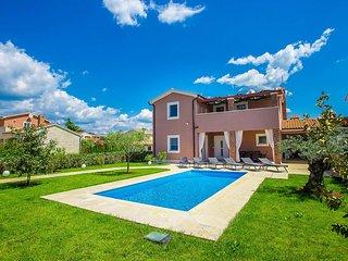 4 bedroom Villa in Labinci, Istarska Zupanija, Croatia : ref 5426485