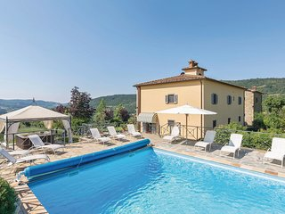 7 bedroom Villa in Le Caselle, Tuscany, Italy : ref 5523476