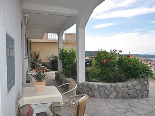 Two bedroom apartment Marinka with partial sea view