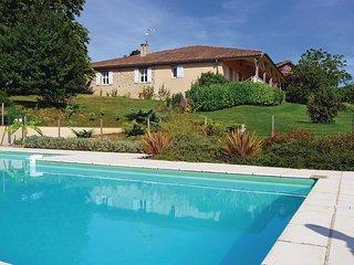 5 bedroom Villa in Bourgougnague, Nouvelle-Aquitaine, France : ref 5521950