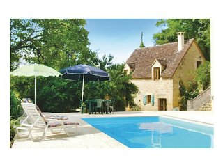 2 bedroom Villa in Grolejac, Nouvelle-Aquitaine, France : ref 5521909