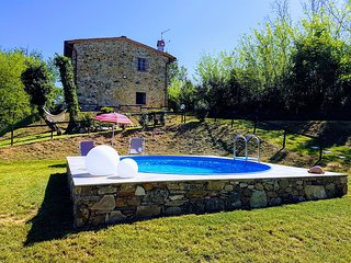 2 bedroom Villa in Capannori, Tuscany, Italy - 5398592