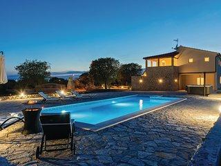 4 bedroom Villa in Nakici, Sibensko-Kninska Zupanija, Croatia : ref 5575316
