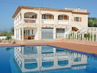 5 bedroom Villa in sa Cabaneta, Balearic Islands, Spain : ref 5523186