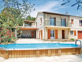 5 bedroom Villa in Vallabrix, Occitania, France : ref 5522268