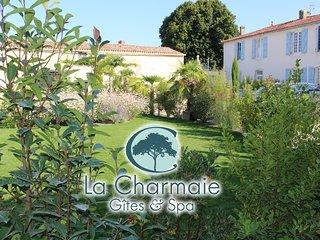 La Charmaie - 20 km La Rochelle - 6 pers.