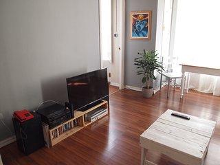 Amplio apartamento en el centro