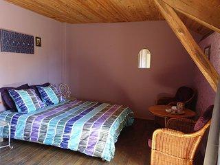 Domaine Les Teuillères  Bedroom 3