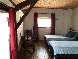 Domaine Les Teuilleres Bedroom 2