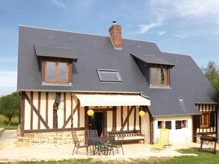 4 bedroom Villa in Crouttes, Normandy, France : ref 5522365