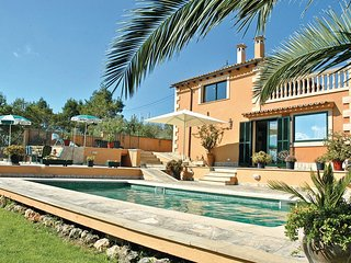 3 bedroom Villa in Santa Eugènia, Balearic Islands, Spain : ref 5523254