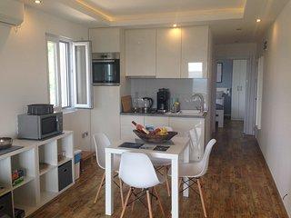 Mio Monte 4 Apartment, deutscher Standard, Terrasse, Meerblick, 1 Schlafzimmer