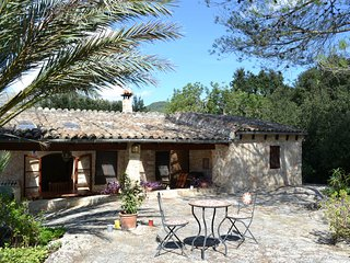 Secluded villa with private pool and extensive garden near Campanet, Mallorca