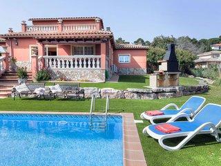 5 bedroom Villa in Lloret de Mar, Catalonia, Spain : ref 5380465