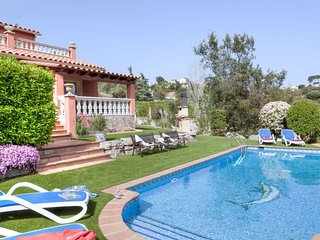 5 bedroom Villa in Santa Ceclina, Catalonia, Spain : ref 5698247