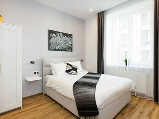 Contemporary flair I with air-con in the Unesco listed Kazimierz district