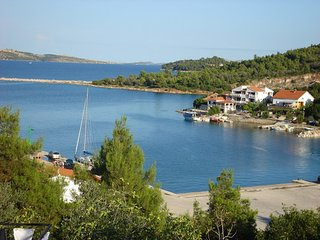 Apartment on Dugi otok, Zaglav, with amazing sea view, ideal for couples! :)