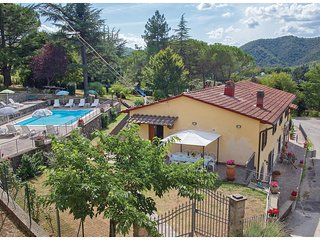 4 bedroom Villa in Corella, Tuscany, Italy : ref 5523510