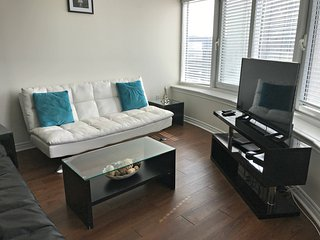 Bright and Spacious 2 BR Suite - Rideau Canal (2b)