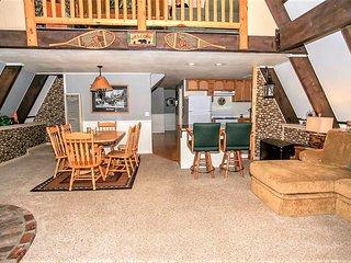 1761 - A Cabin Above - FREE SKI/BOARD RENTAL
