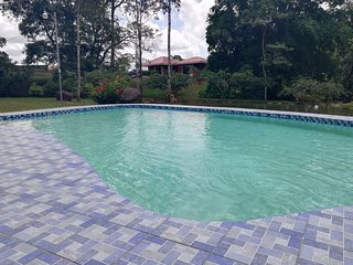 Privated house with pool Near of Arenal Volcano- Green Treasure House #9