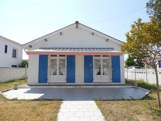 Maison proche plage et commerces à La Faute-sur-Mer