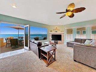 Amazing Oceanfront Home w/ Jacuzzi & Endless Ocean Views
