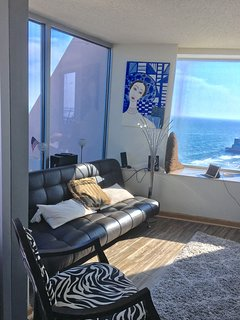 View from living Area