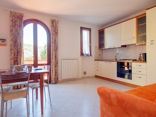 Moraiolo - Cozy 2-room apartment with balcony in Suvereto