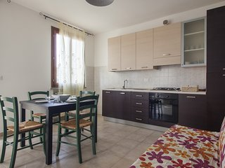 Maurino - Lovely apartment with balcony and swimming pool in Suvereto