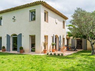 Villa Puegricard - Demeure de charme pour 8 avec piscine et wifi