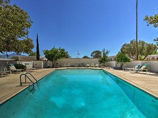 NEW! Green Valley Condo w/Pool in 55+ Community!