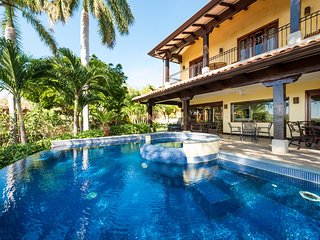 Beautiful Ocean View 5 Bedroom Villa at Reserva Conchal
