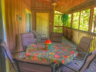 Hideaway Cabin at Lake Lure - perfect spot to get away!