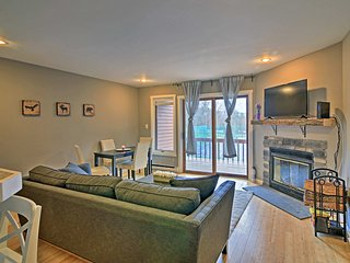 NEW! Cozy Windham Condo w/ Pool & Tennis Courts!
