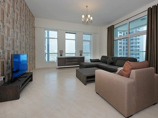 Spacious,renovated 2BR Luxury Living at tecom