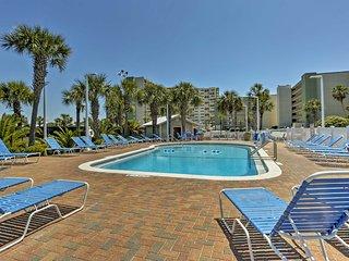 Panama City Beach Resort Condo - Amazing Views!