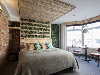 One Broad Street - Deluxe King or Twin Room with Sea View