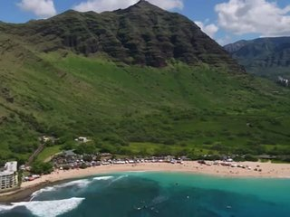 Makaha Ocean Lullaby - Located on THE World Famous Makaha Surfing Beach!!!