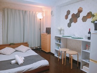 Kansai Airport, USJ! easy access! Osaka House!#17