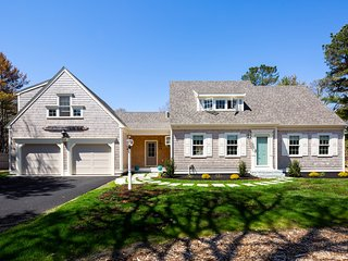 Brand New Custom Brewster Home with Pool, 4 Min Walk to Private Beach 040-BF