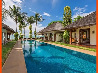 Villa 29 - Beach front luxury with Thai chef service