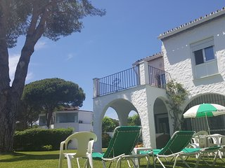 Andalucian style 3 bed Villa close to the beach