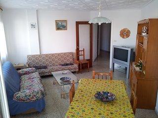 Apartamento cerquita de la playa