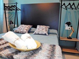 Apartamento B&B en Granada - Habitacion Madera