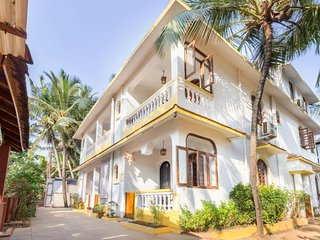 Well-appointed room for 3, close to Calangute beach
