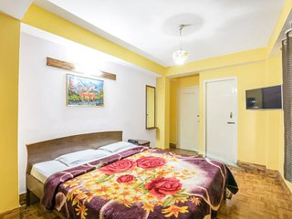 Decent accommodation for three, near Do Drul Chorten Monastery