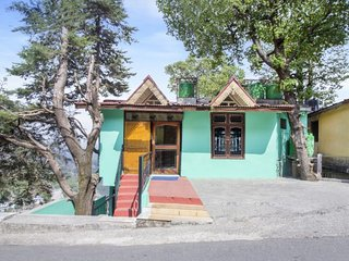 Hilly retreat near Nainital Lake, ideal for budget travellers