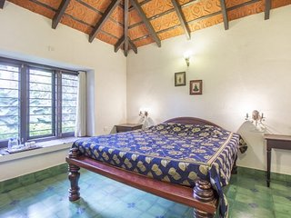 1-BR shared homestay with old world charm, 1 km from Madikeri Fort
